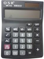 OSR SR-112 SR-112 Basic  Calculator(12 Digit)