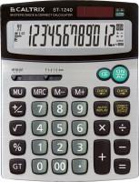 Caltrix ST-1240 ST-1240 Basic  Calculator(12 Digit)