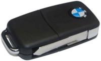 AUTOSITY Secrete Detective Hidden Spy Keychain Camera for Recording Camcorder(Black)