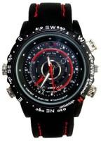 spydo Secrete Security Based F01D Watch Spy Product Camcorder(Black)