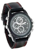 Autosity Detective Security Look -1542 Watch Spy Product Camcorder(Black)
