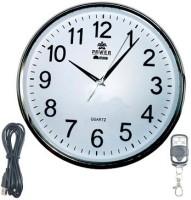 Autosity Secrete Detective White Stylish Wall Clock Spy Product Camcorder(White)