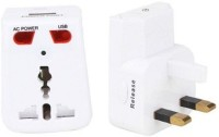 spydo Secrete Security Based BD-300-Socket Charger Spy Product Camcorder(Black)
