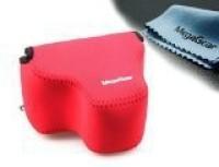 MegaGear MG052  Camera Bag(Red)
