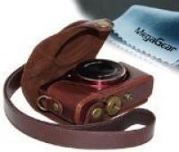 Megagear MG352  Camera Bag(Dark Brown)