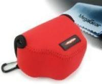 MegaGear MG036  Camera Bag(Red)