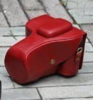 MegaGear MG324  Camera Bag(Red)