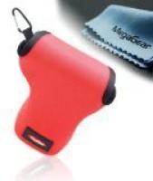 MegaGear MG077  Camera Bag(Red)