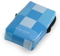 Acme Made Smart Little Pouch (Blue Gingham)  Camera Bag(Blue Gingham)