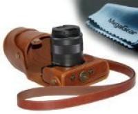 Megagear MG165  Camera Bag(Light Brown)