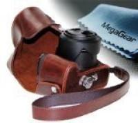MegaGear MG176  Camera Bag(Brown)