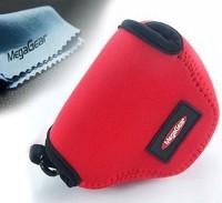 MegaGear MG387  Camera Bag(Red)