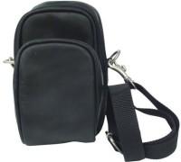 Piel Leather 2501  Camera Bag(Chocolate)