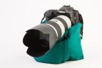 Wild Grizzly Medium Camera Bean Bag - Green Wild Grizzly  Camera Bag(Green)