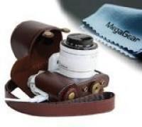 Megagear MG398  Camera Bag(Brown)