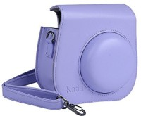 Katia Beni Fujifilm Instax Mini 8 Case  Camera Bag(Purple)
