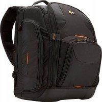 Case Logic SLRC-206 SLR Camera and 15.4-Inch Laptop bag  Camera Bag(Black)