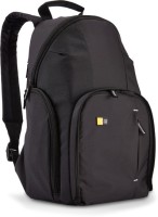 Case Logic DSLR Compact Backpack  Camera Bag(Black)