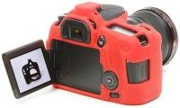 easyCover Camera Case for Canon 70D Camera Bag(Red)