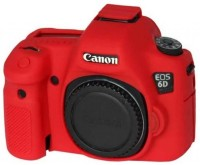 easyCover Camera Case for Canon 6D  Camera Bag(Red)