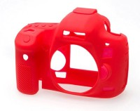 easyCover Camera Case for Canon 5D Mark III  Camera Bag(Red)