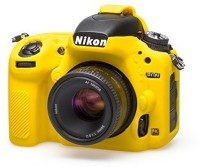 easyCover Easycover D750 Yellow  Camera Bag(Yellow)