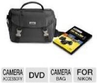 NIKON 9793  Camera Bag(Black)