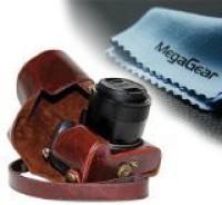 MegaGear MG441  Camera Bag(Dark Brown)