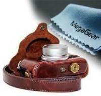 MegaGear MG425  Camera Bag(Dark Brown)