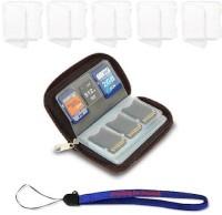 Everything But Stromboli Ltd. Wallet_SD_Case_x5_Lan  Camera Bag(Black)