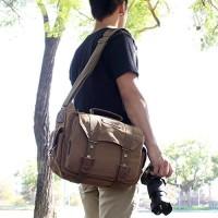 Evecase <885000000000>  Camera Bag(Brown)
