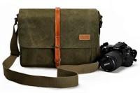 ZLYC QY-CB1503-AF01-GN  Camera Bag(Green)