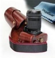 MegaGear MG109  Camera Bag(Brown)