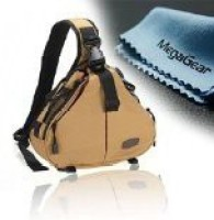 Megagear MG111  Camera Bag(Brown)