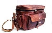 jaald 2R-VYCB-R96V  Camera Bag(Brown)