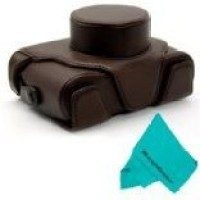 MegaGear MG342  Camera Bag(Dark Brown)