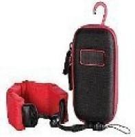 OLYMPUS V600067BW010  Camera Bag(Black And Red)