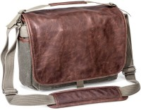 Think Tank Retrospective Leather 7  Camera Bag(Grey With Brown Leather)