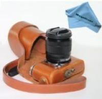 MegaGear MG174  Camera Bag(Light Brown)