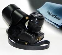 MegaGear MG261  Camera Bag(Siyah)