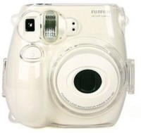 Caiul Fuji instax mini 7s case  Camera Bag(White)