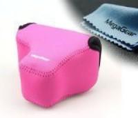 MegaGear MG051  Camera Bag(HotPink)