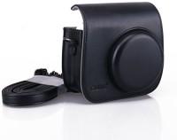 Caiul Fuji instax mini 8 case  Camera Bag(Black)