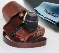 MegaGear MG368  Camera Bag(Dark Brown)