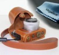 Megagear MG115  Camera Bag(Light Brown)