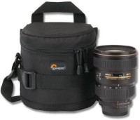 Lowepro Lens Case 11 x 11 cm  Camera Bag(Black)