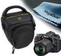 MegaGear MG500  Camera Bag(Black)