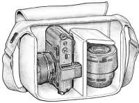 TAMRAC 5421  Camera Bag(Moss Green)