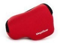MegaGear MG072  Camera Bag(Red)