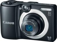 Canon A1400 Point & Shoot Camera(Black)